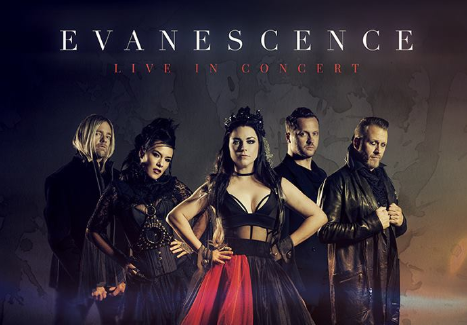 VERIDIA joins EVANESCENCE on tour