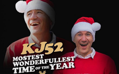 """KJ52's """"Mostest Wonderfullest Time of the Year"""""""
