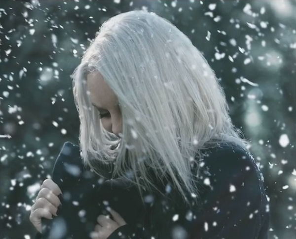 """Check out Sarah Reeves' video for """"Let It Snow."""""""