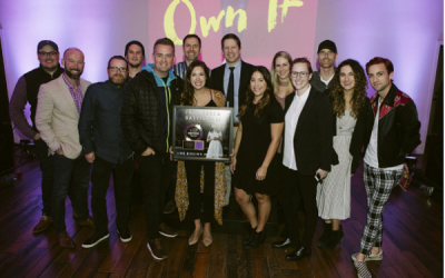 "Francesca Battistelli releases her fourth studio album ""Own It."""