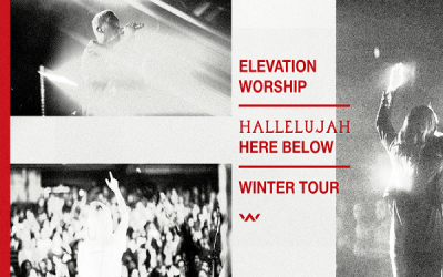 The Hallelujah Here Below Winter Tour