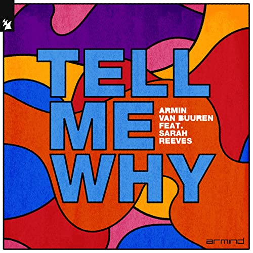 Tell Me Why (feat. SARAH REEVES) - Tell Me Why